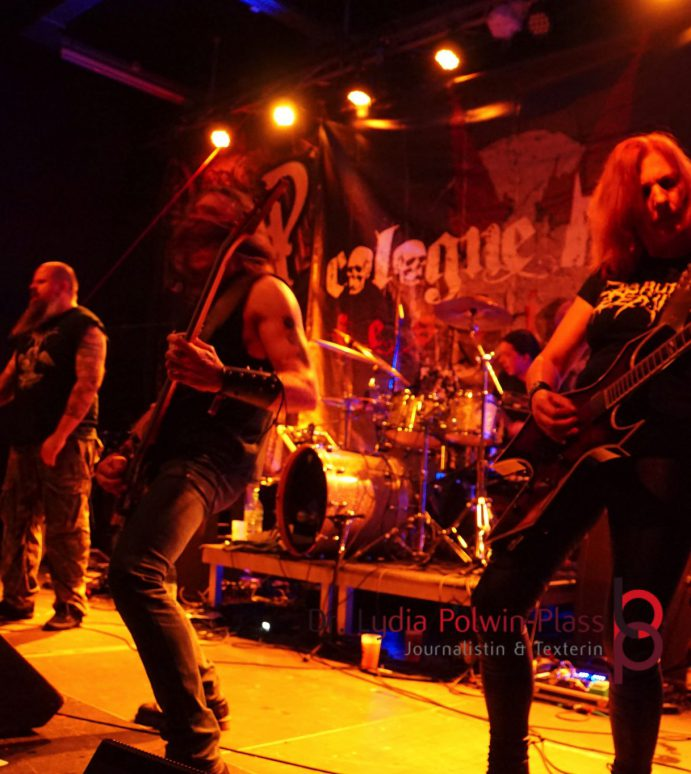 FOTOSTRECKE: Cologne Metal Festival