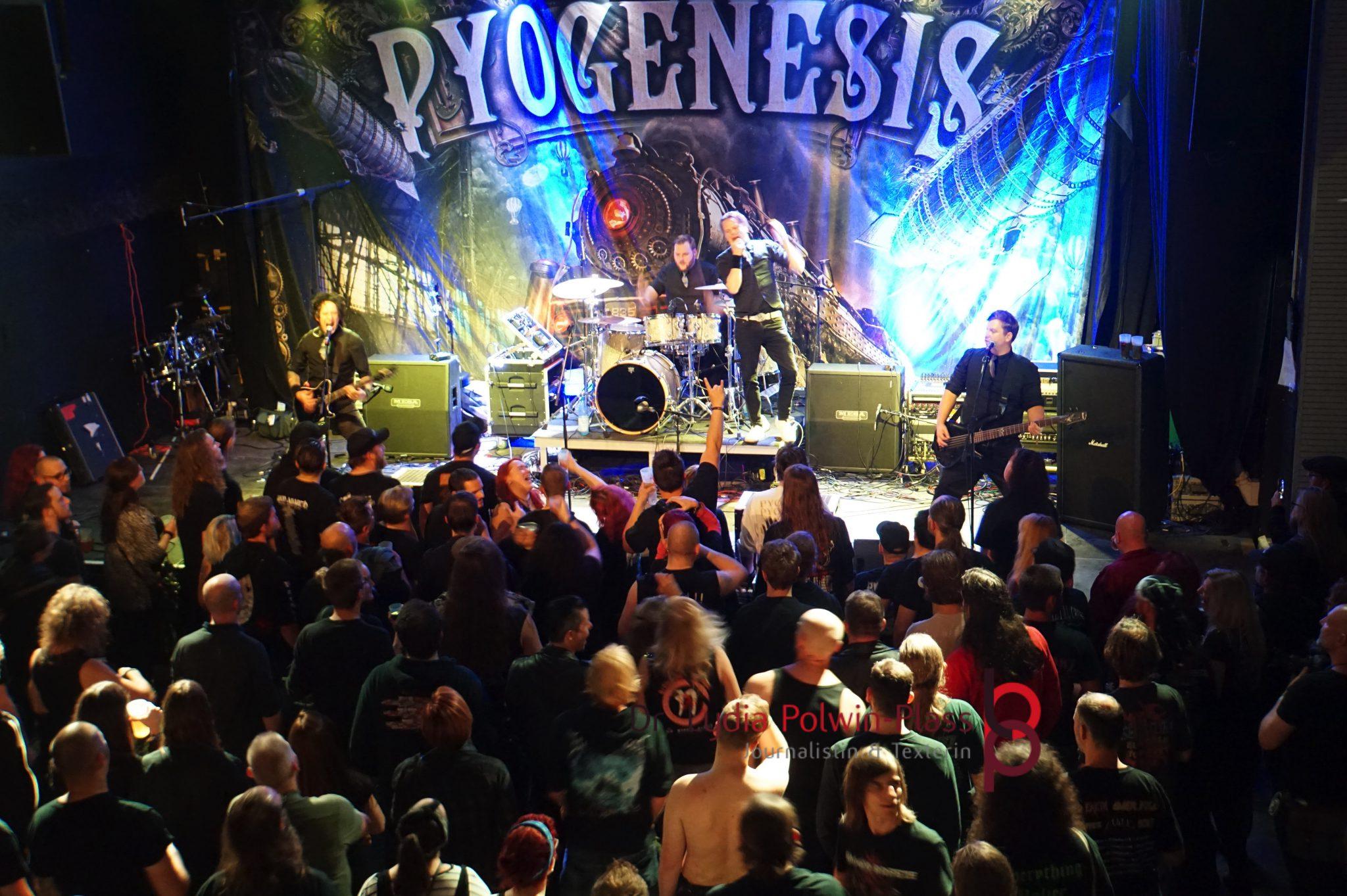 Das Cologne Metal Festival feierte sein fünfjähriges