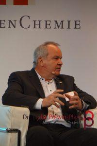 Volker Weber, Landesbezirksleiter IG BCE Hessen-Thüringen