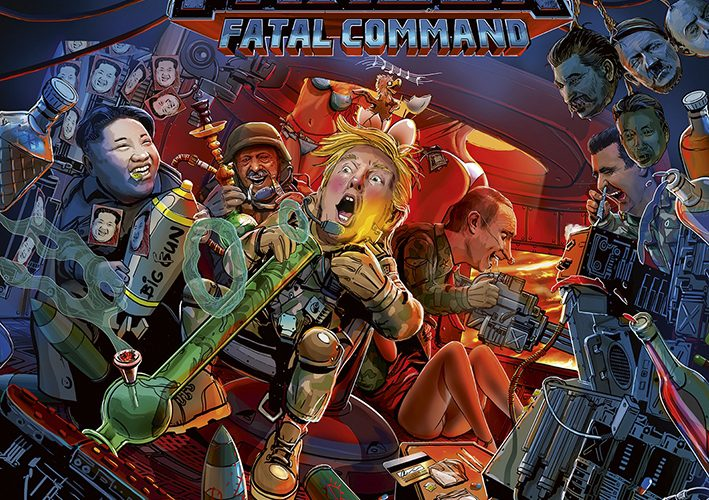 PÄNZER – Fatal Command
