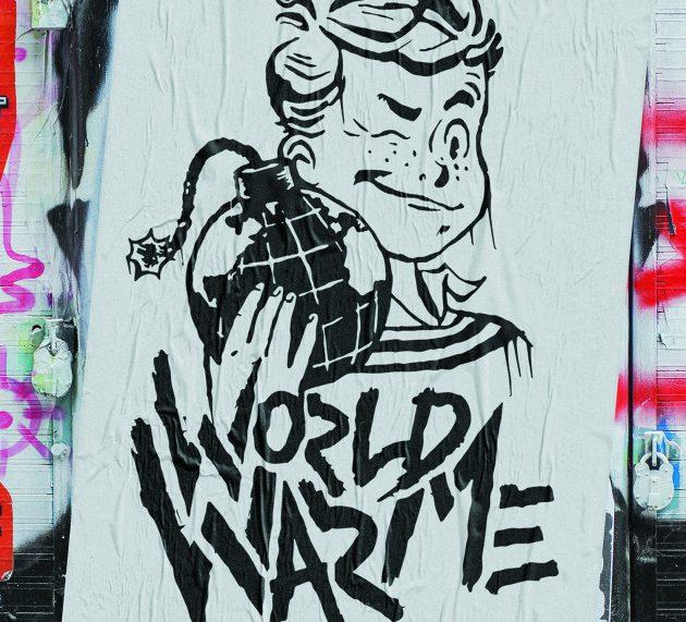 Review: WORLD WAR ME – World War Me
