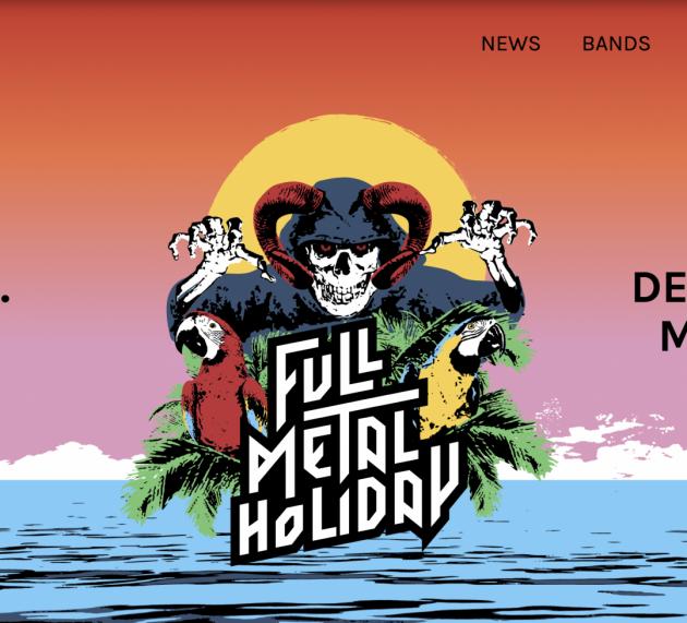 Vier Sterne, Luxus pur und Metal in der Sonne: Full Metal Holiday – Destination Mallorca
