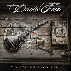 DANTE FOX - Six String Revolver 3000x3000px