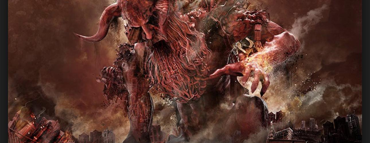Review: MORBID ANGEL – KINGDOMS DISDAINED
