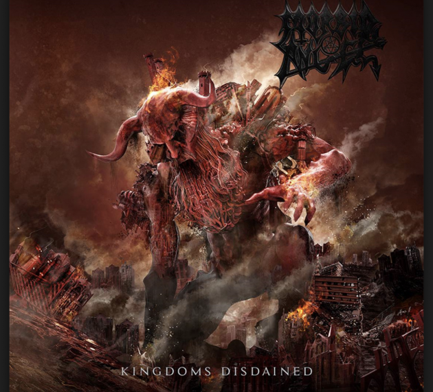 Review: MORBID ANGEL – KINGDOMS DISDAINED