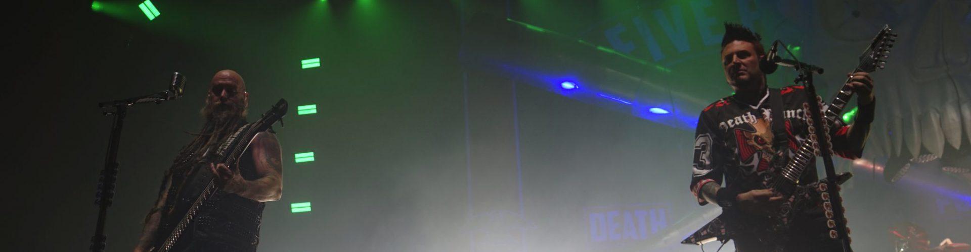 FOTOSTRECKE – In Flames & Five Finger Death Punch in Frankfurt