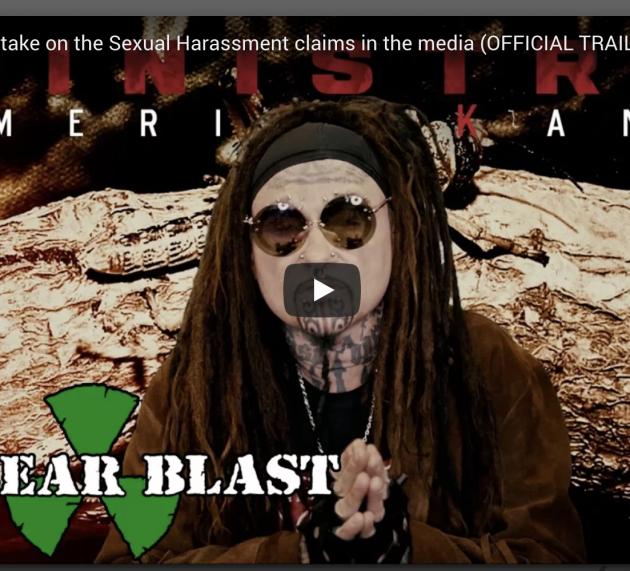 MINISTRYs Al Jourgensen zur Welle der Anklagen wegen sexueller Belästigung