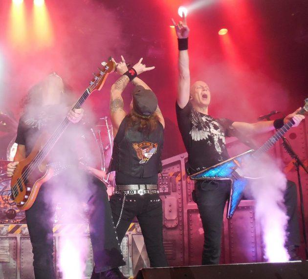 "Accept ""The Rise of Chaos""-Tour 2018 – Nachbericht"