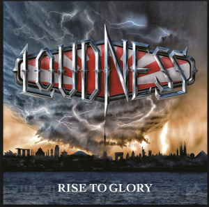 LOUDNESS - Rise of Glory