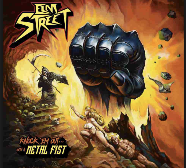 Review: Elm Street – Knock 'em out…with a Metal Fist