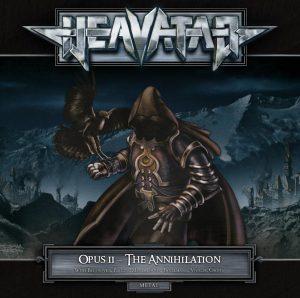 Heavatar_Opus_2_The_Annihilation_cover
