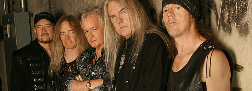 Review: Saxon – THUNDERBOLT