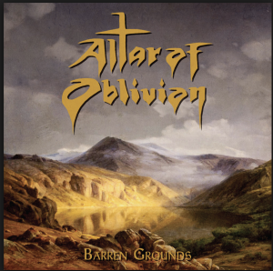 Altar of Oblivion – Barren Grounds