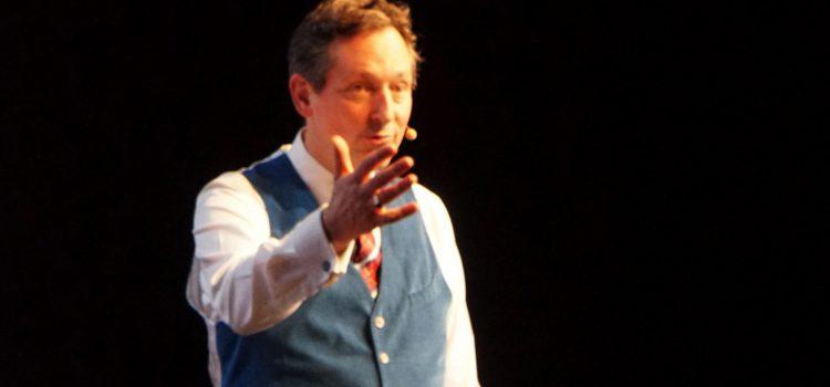 Nachbericht: Dr. Eckart von Hirschhausen – ENDLICH! – das neue Live Programm