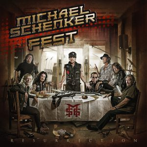 Michael Schenker Fest - Resurrection - Artwork
