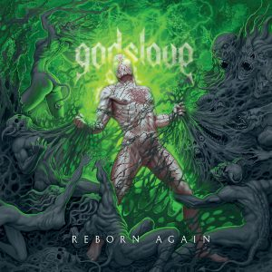 GODSLAVE - Reborn Again_cover