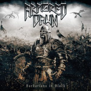 Artwork_ARMORED DAWN – BARBARIANS IN BLACK