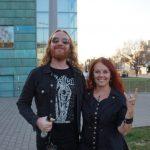 INTERVIEW: DARK TRANQUILLITY Sänger MIKAEL STANNE im Gespräch mit METALOGY Teil 1