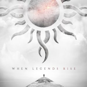 GODSMACK - When Legends Rise_Cover