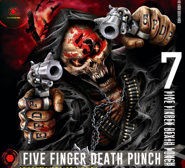 """FIVE FINGER DEATH PUNCH – """"And Justice For None"""""""
