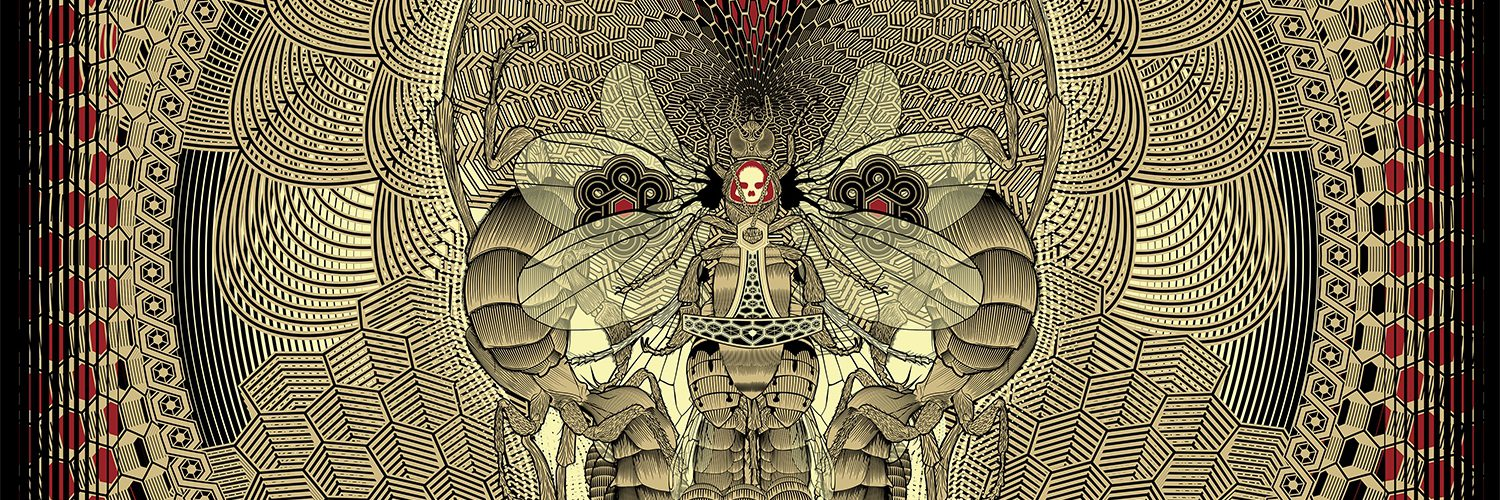 Amorphis - Queen Of Time - Artwork