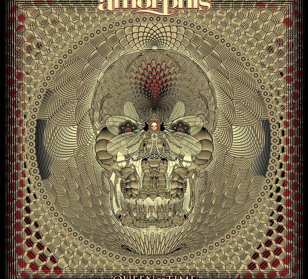 Review: AMORPHIS  – Queen Of Time