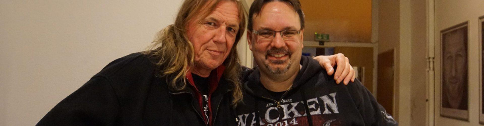 Interview: PRETTY MAIDS Sänger Ronnie Atkins im Gespräch mit Metalogy.de – Teil 2