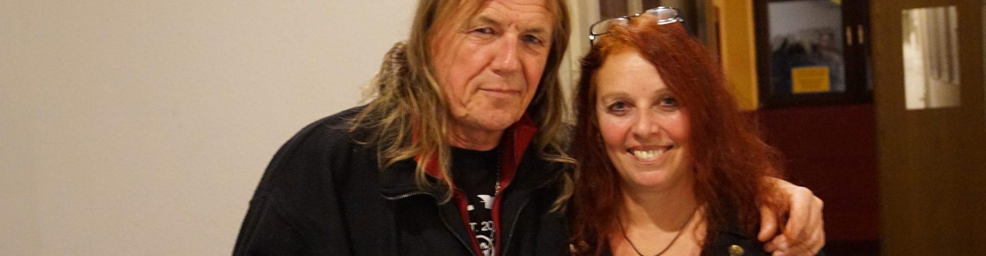 Interview: PRETTY MAIDS Sänger Ronnie Atkins im Gespräch mit Metalogy.de – Teil 1