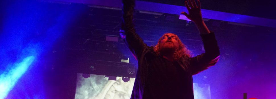 FOTOSTRECKE: Dark Tranquillity, Ghidra, Vinegar Hill, Nailed To Obscurity und Equilibrium