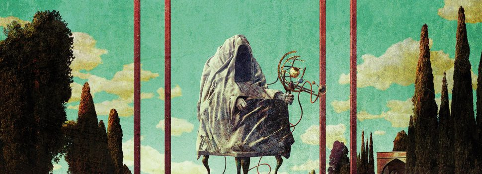 """Am 25. Mai 2018 erscheint """"Peace"""", das neue Album von GRAVEYARD via Nuclear Blast"""