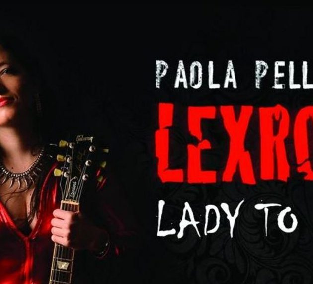 Lexrock Paola Pellegrini – Lady to Rock erschien am 4.5.2018