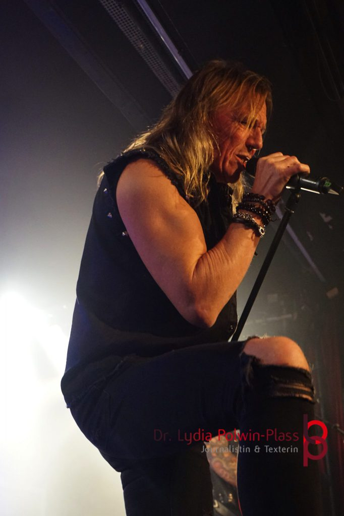 Ronnie Atkis_Pretty Maids_Foto: Lydia Polwin-Plass