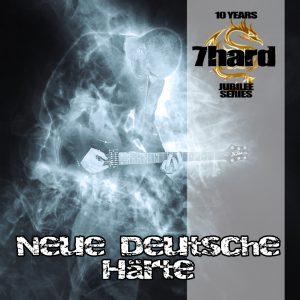 Various Artists - Neue Deutsche Härte - Artwork