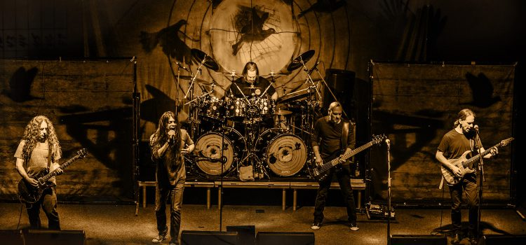 Review: FATES WARNING – LIVE OVER EUROPE