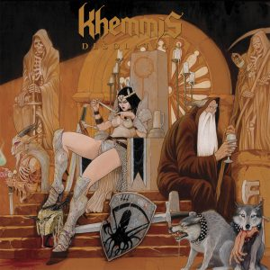 Khemmis - Desolation - Artwork