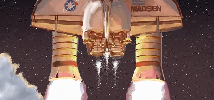 Review: MADSEN  – Lichtjahre