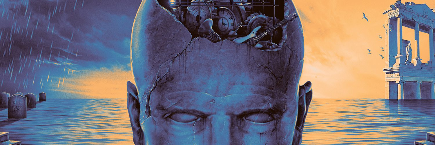 "Devin Townsend Project – ""Ocean Machine – Live At The Ancient Theater"" erscheint am 6.7."