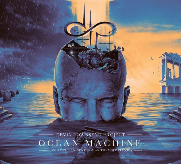 "Devin Townsend Project – ""Ocean Machine – Live At The Ancient Theater"" erscheint am 6.7."
