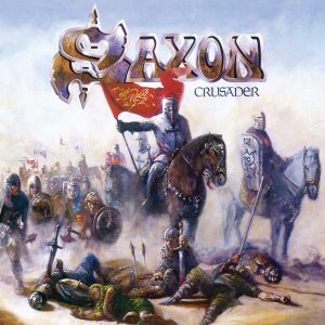 Saxon Crusader_Cover