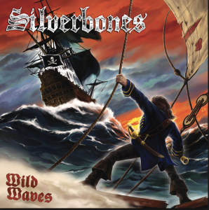 Silverbones – Wild Waves_Cover