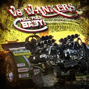 Review: V8 WANKERS – FULL PULL BABY