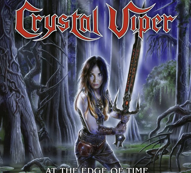 Review: CRYSTAL VIPER – AT THE EDGE OF TIME