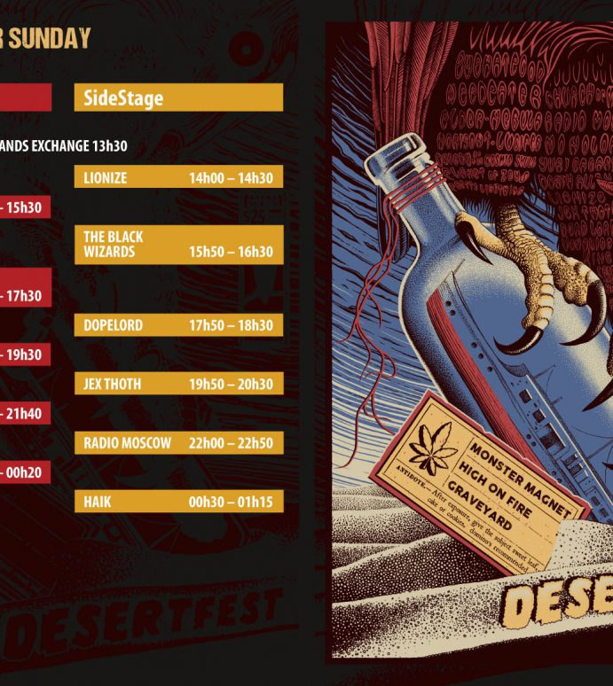 Desert Fest 2018 – Nachbericht – Tag 3