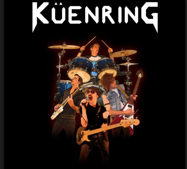 KÜENRING – METAL-Invasion aus Österreich!