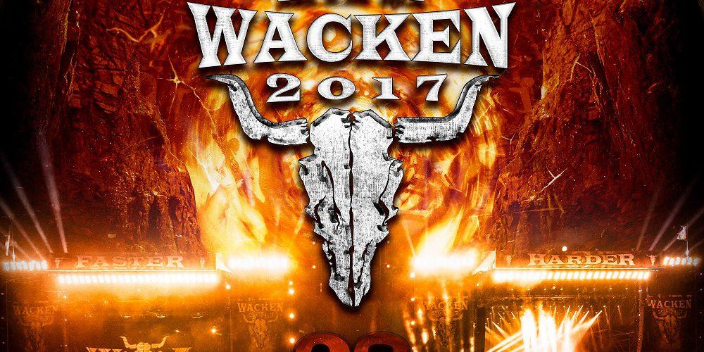 """""""LIVE AT WACKEN 2017 – 28 YEARS LOUDER THAN HELL"""" wird am 20. Juli veröffentlicht"""