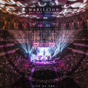 "MARILLION veröffentlichen am  27. 7.  ihre LIVE CD ""ALL ONE TONIGHT (LIVE AT THE ROYAL ALBERT HALL)"""