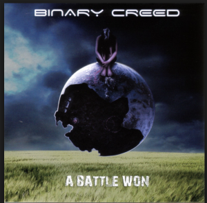 Binary Creed – A Battle won_Cover