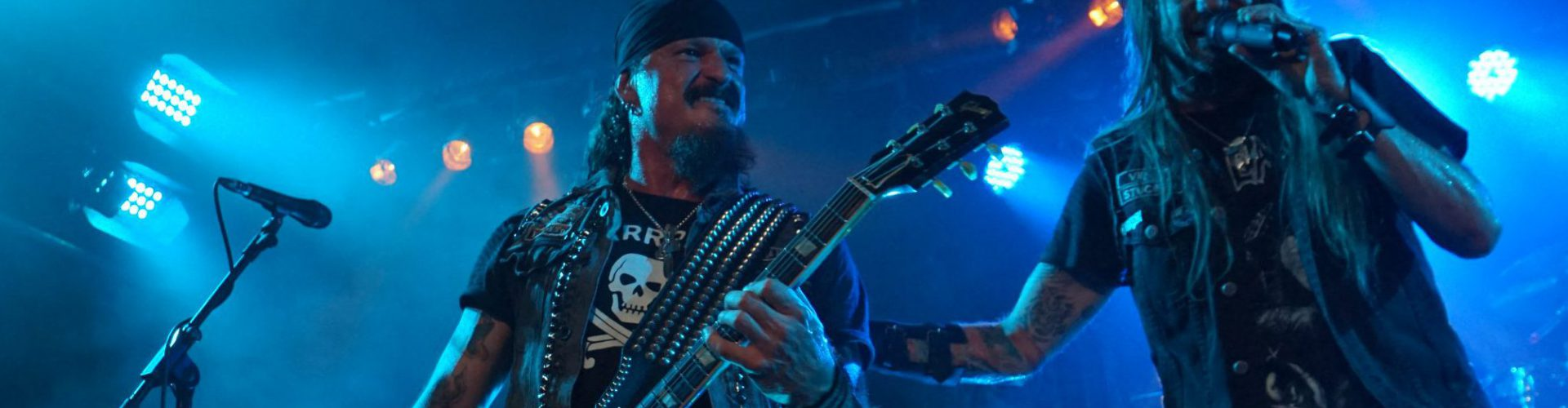 Exklusiv Interview – Metalogy im Gespräch mit ICED EARTH Bandleader Jon Schaffer – Teil 3