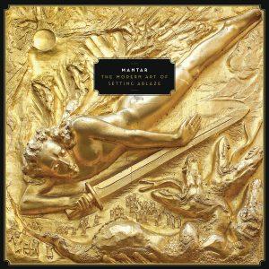 Mantar - The Modern Art Of Setting Ablaze - Artwork