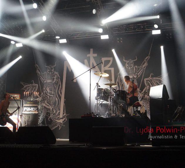 FOTOSTRECKE – Mantar, Skeleton Witch, Deathrite und Evil Invaders im Schlachthof Wiesbaden